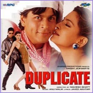 Duplicate (1998 film) Duplicate 1998 Hindi Movie Mp3 Song Free Download