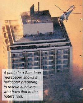 Dupont Plaza Hotel arson National Response Team Responds Overseas Bureau of Alcohol