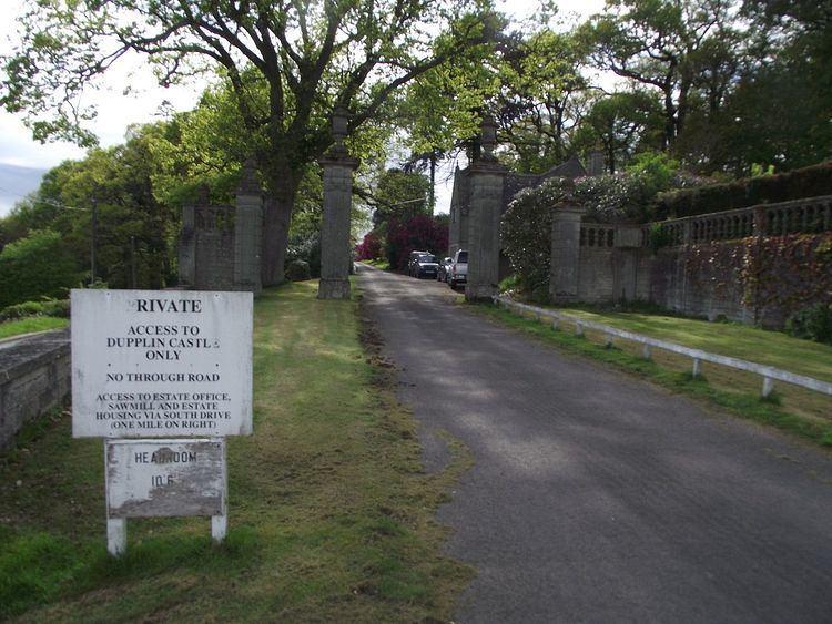 Dupplin Castle