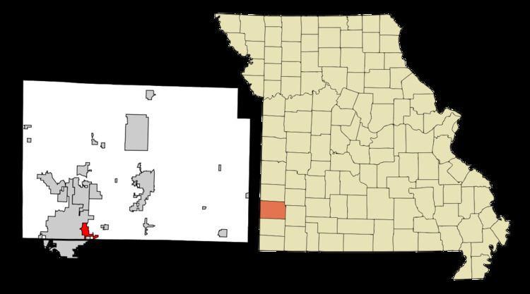 Duquesne, Missouri