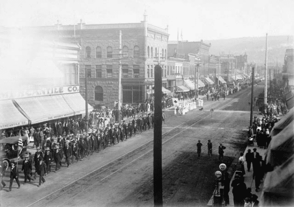 Durango in the past, History of Durango
