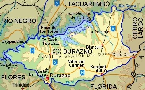 Durazno Department Wikipedia