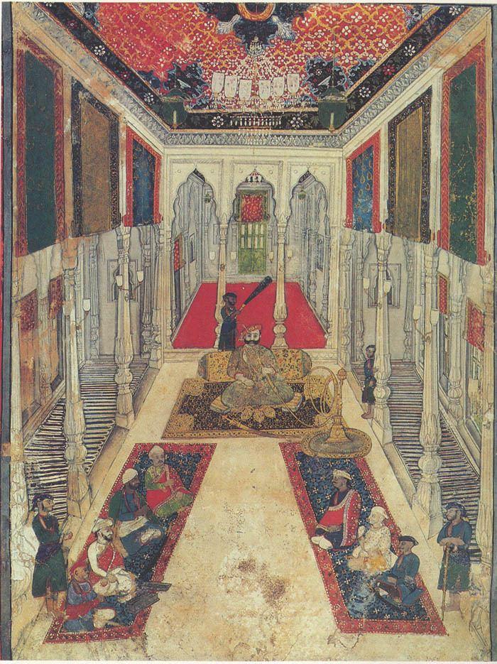 Durbar (court)