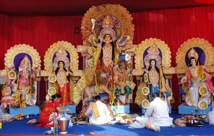 Durga Puja Durga Puja Celebrations in Kolkata HolidayRentals Blog