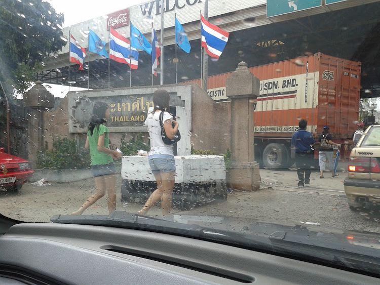 Durian Burung My Family Story Raya Ketiga dan Keempat ke Hat Yai Thailand