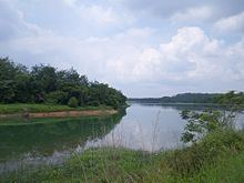 Durian Tunggal Reservoir httpsuploadwikimediaorgwikipediacommonsthu