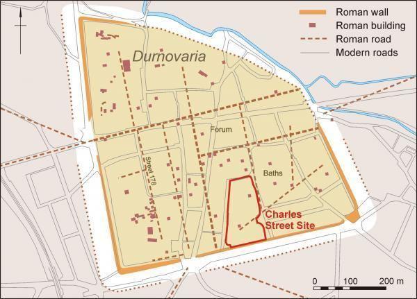 Durnovaria durnovaria HeritageDaily Heritage amp Archaeology News
