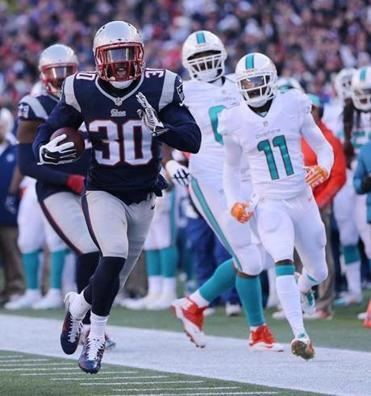 Duron Harmon Duron Harmon Patriots defense kept Dolphins at bay The