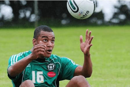 Durrell Berry Defender Durrell Berry signs Plymouth Argyle deal
