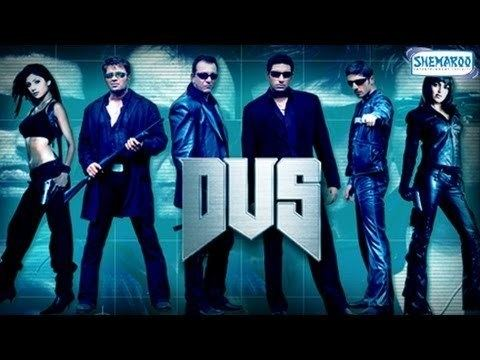 Dus Part 1 Of 14 Sanjay Dutt Abhishek Bachchan Bollywood