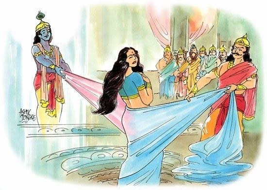 Dushasana Mahabharata Dushasana