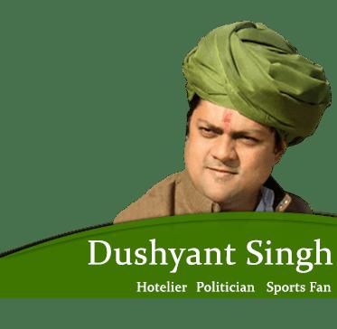 Dushyant Singh Greendushyantsinghpng