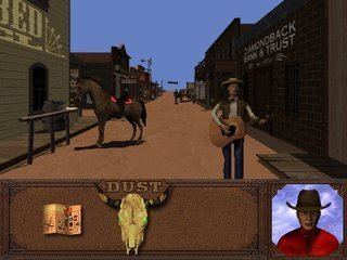 Dust: A Tale of the Wired West Dust a Tale of the Wired West PC Game Full Version