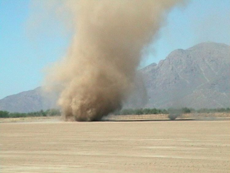Dust devil NASA Phantoms From the Sand Tracking Dust Devils Across Earth and