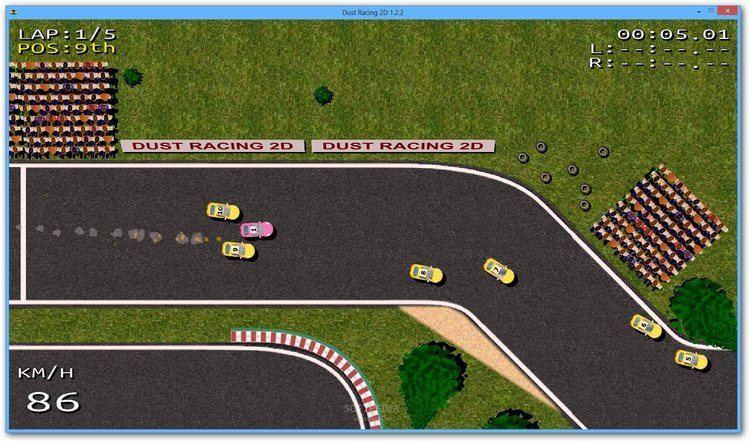 Dust Racing 2D Dust Racing 2D Download