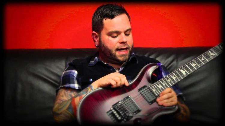 Dustie Waring PRS Guitars Between the Buried and Me39s Dustie Waring