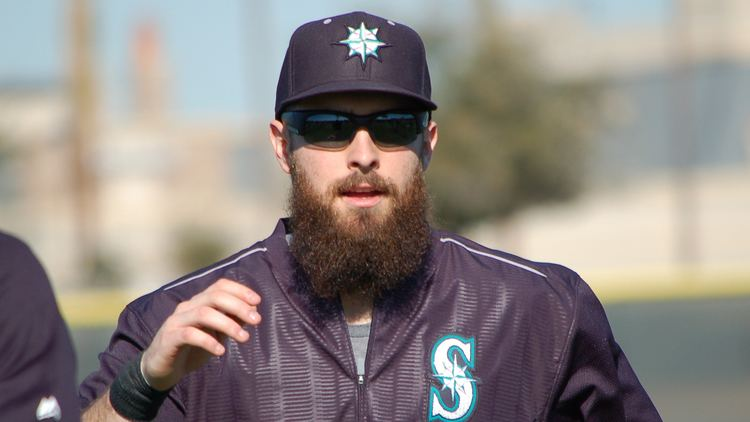 Dustin Ackley Dustin Ackley39s newborn son couldn39t wait for Mariners