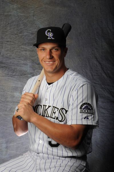 Dustin Garneau Dustin Garneau Pictures Colorado Rockies Photo Day Zimbio