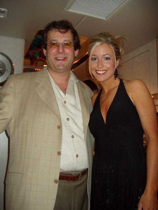 Dustin-Leigh Konzelman 2006 Miss America Contestants LA Publicity Tour smigrod