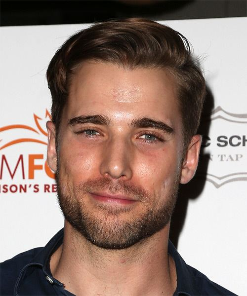 Dustin Milligan Dustin Milligan Hairstyles Celebrity Hairstyles by
