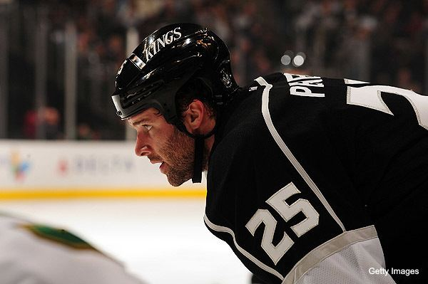 Dustin Penner The Los Angeles Kings Dustin Penner problem Puck Daddy NHL Blog
