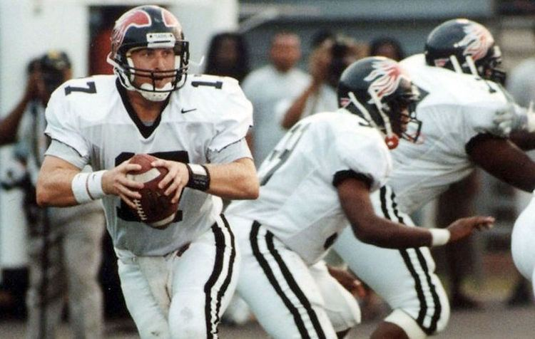 Dusty Bonner Former VSU quarterback Dusty Bonner inducted to Division II Hall of