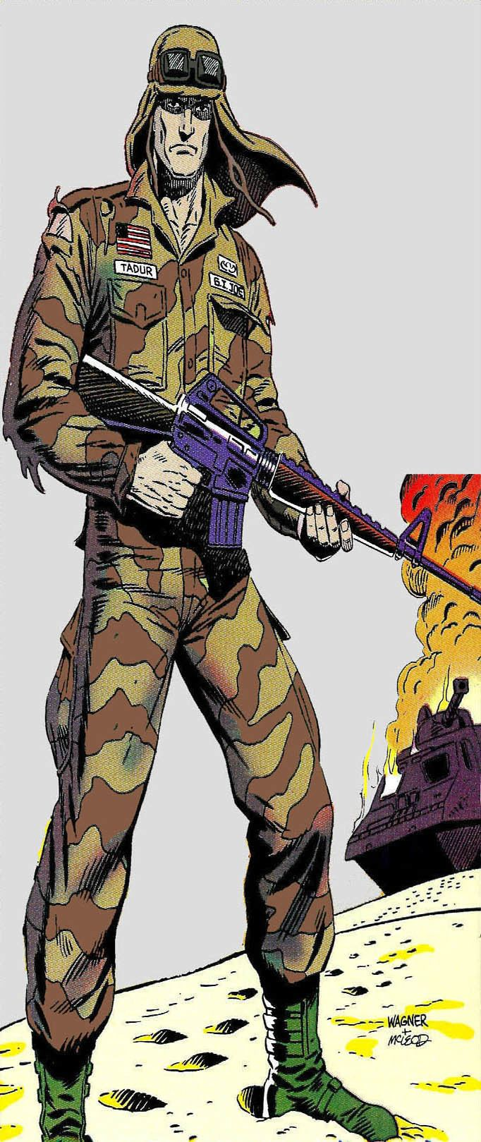 Dusty (G.I. Joe) Dusty Character Comic Vine