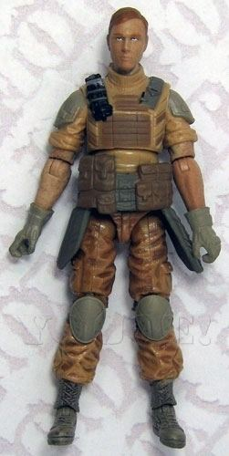 Dusty (G.I. Joe) Dusty v1 GI Joe Action Figure YoJoe Archive