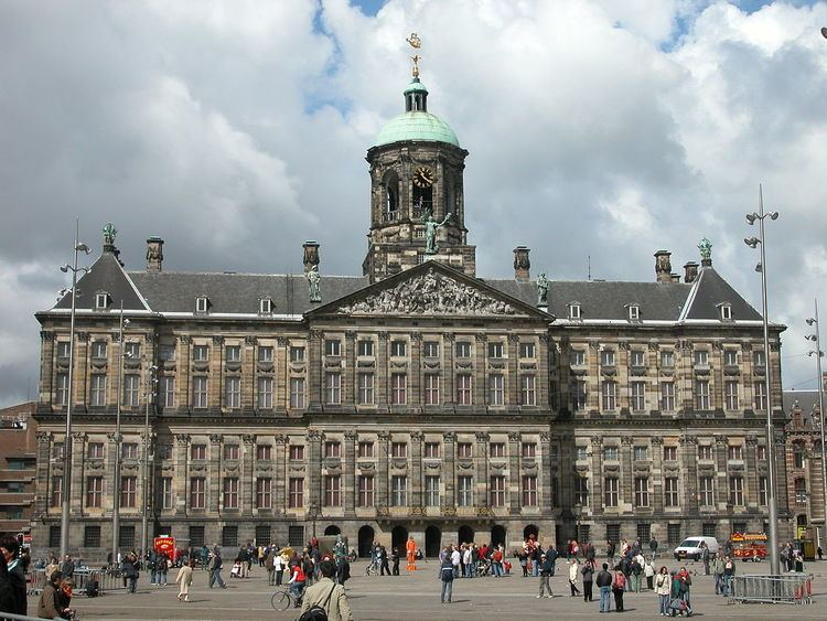 Dutch Baroque architecture