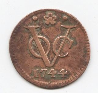 Dutch East India Company coinage