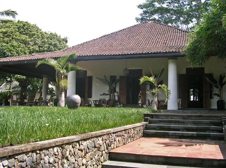 Dutch Indies country house