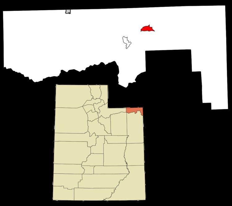 Dutch John, Utah