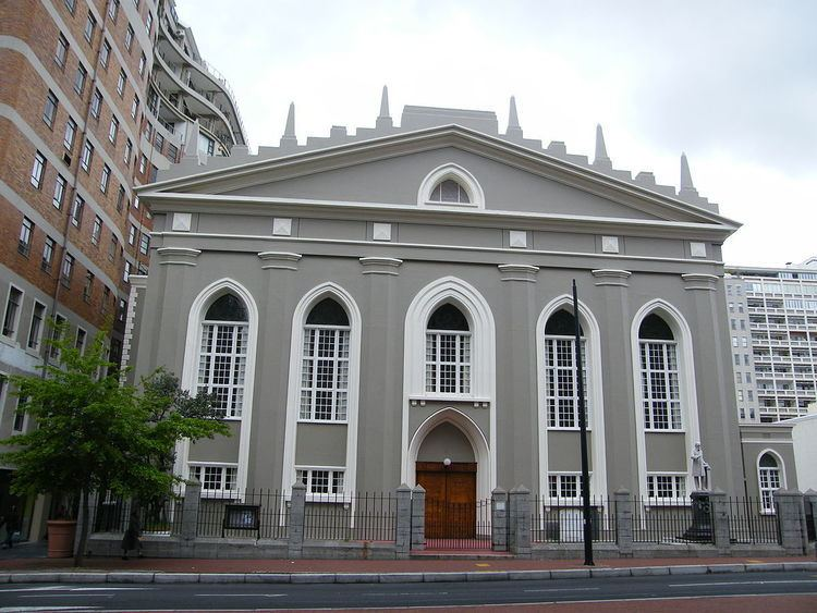 Dutch Reformed Church in South Africa (NGK)
