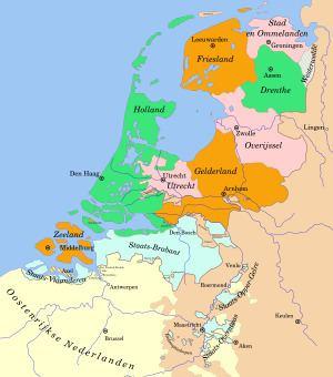 Dutch Republic Politics and government of the Dutch Republic Wikipedia