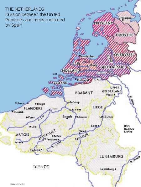 Dutch Republic The Dutch Republic in the Seventeenth Century