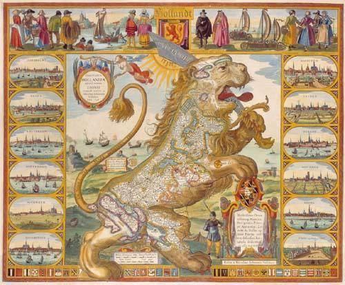 Dutch Republic Lion