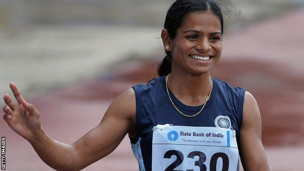 Dutee Chand Dutee Chand A 19YearOld Sprinter Fought CAS And Won