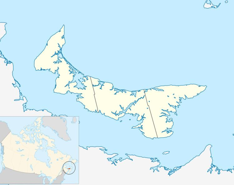 Duvar, Prince Edward Island