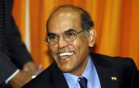 Duvvuri Subbarao Who is the governor of RBI