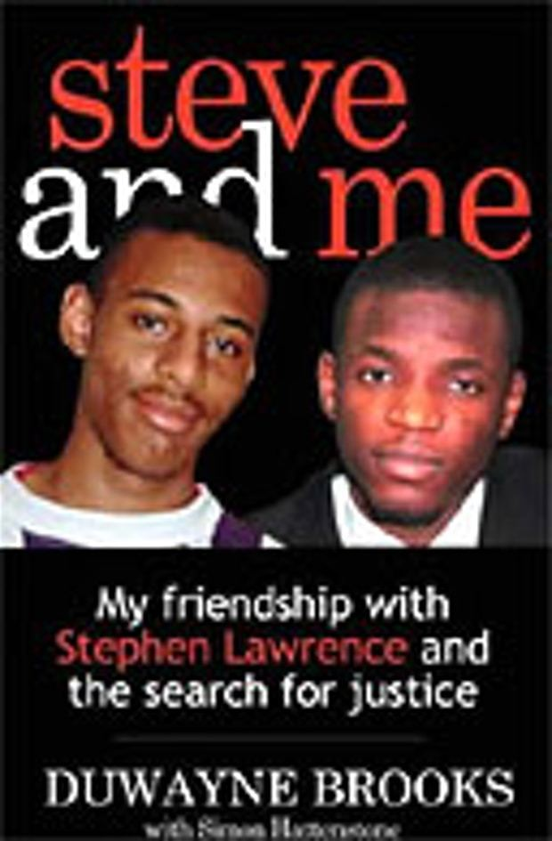Duwayne Brooks Review Steve and Me by Duwayne Brooks Books The Guardian