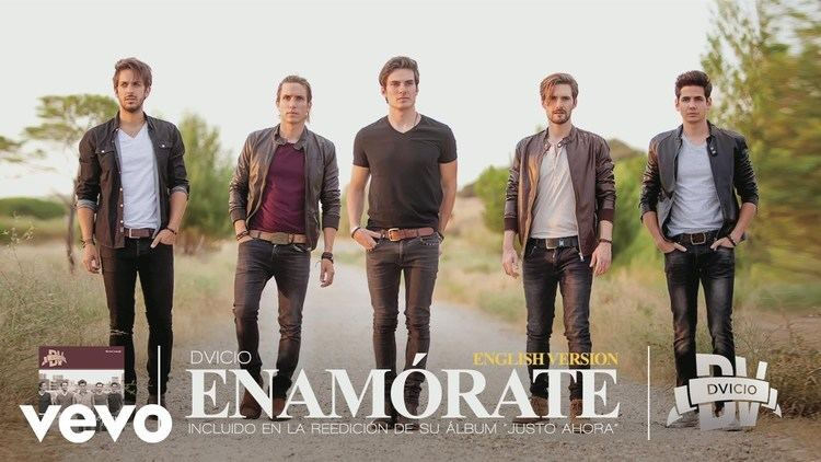 Dvicio Dvicio Enamrate English Version Audio YouTube
