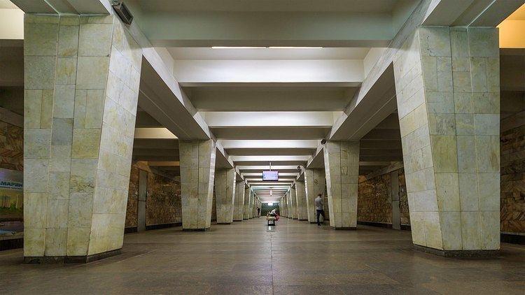 Dvigatel Revolyutsii (Nizhny Novgorod Metro)