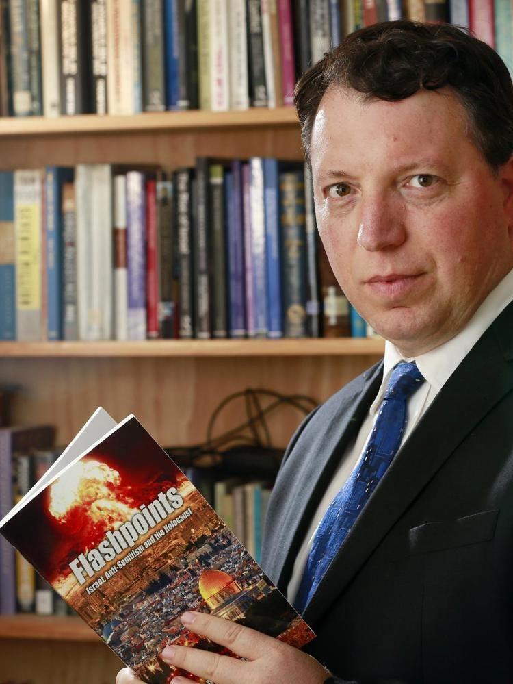 Dvir Abramovich Dvir Abramovich Flashpoints Ormond doctor makes point Leader