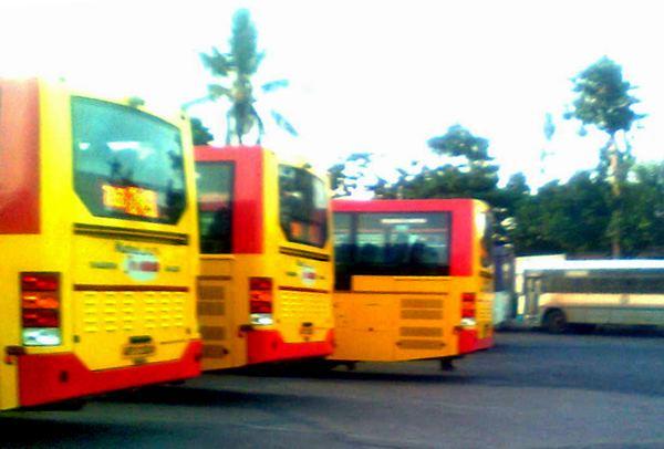 Dwaraka bus station