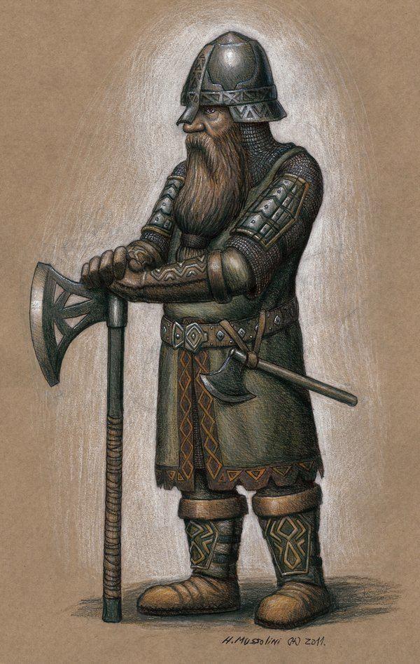 Dwarf (Middle-earth)