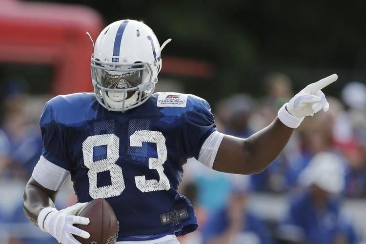 Dwayne Allen Dwayne Allen Injury Updates on Colts TEs Ankle and Return