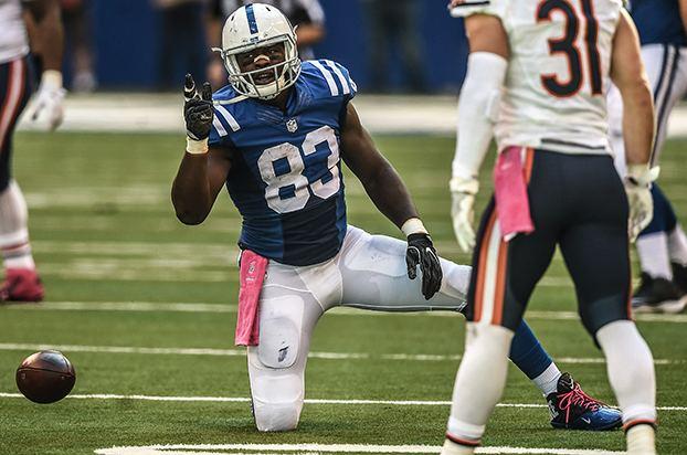Dwayne Allen Indianapolis Colts Dwayne Allen
