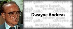 Dwayne Andreas Dwayne Andreas FRONTLINE PBS