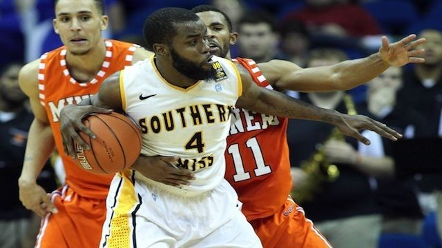 Dwayne Davis A Look At Dwayne Davis39 One Season With Southern Miss