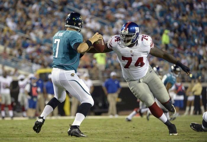 Dwayne Hendricks Millville native Dwayne Hendricks cut by New York Giants Sports
